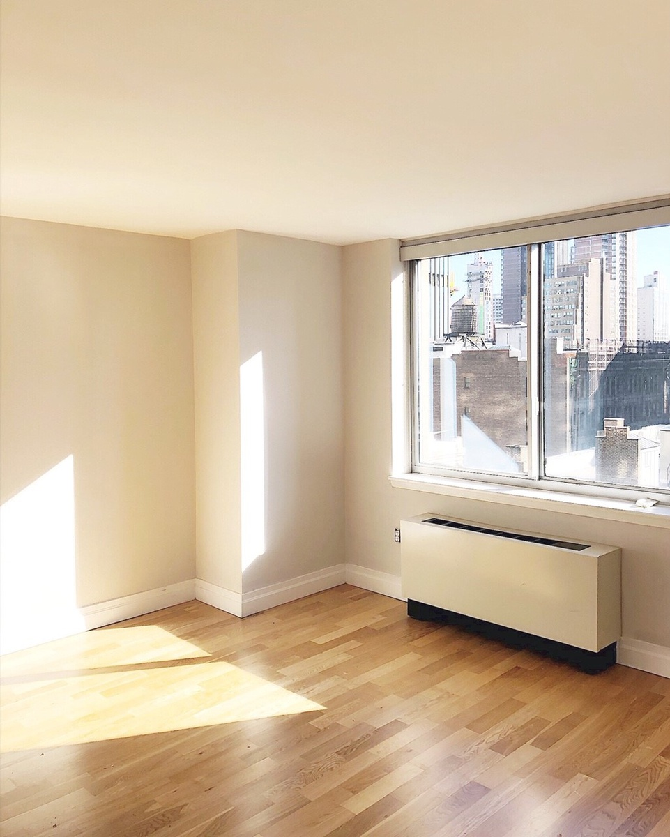 1 Bedroom Apartment Chelsea New York: Luxury High-rise Chelsea One Bed!! 1 BR For Rent, Gramercy